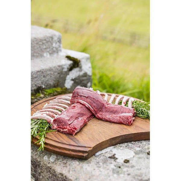 Wild Sika Venison French Rack 2 Stars